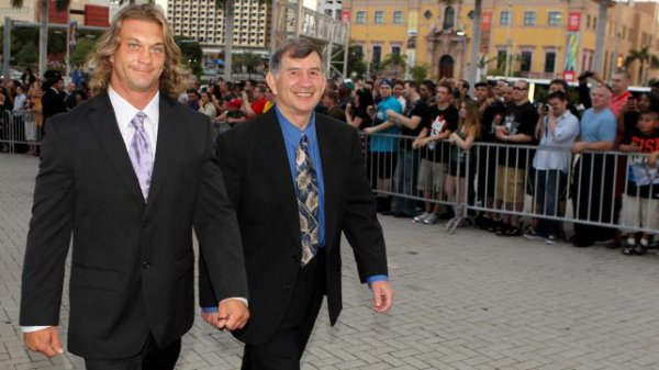 WWE Hall Of Fame Photos - Entering The Ceremony