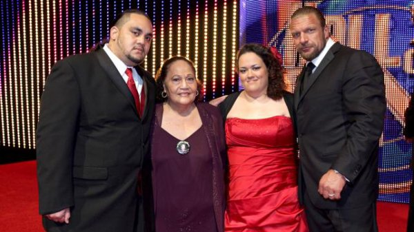 WWE Hall Of Fame Photos - Post-Ceremony