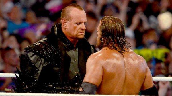 La nouvelle coupe de l'Undertaker