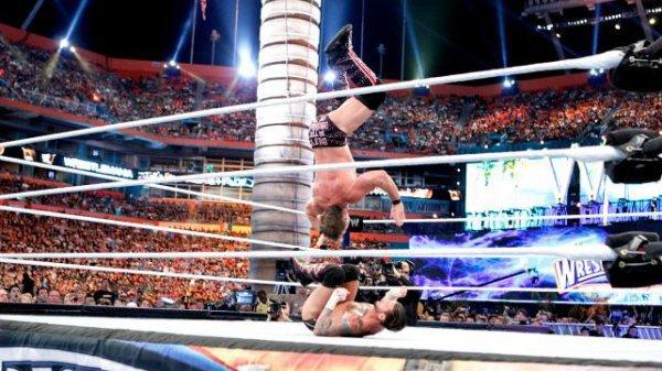 CM Punk vs Chris Jericho