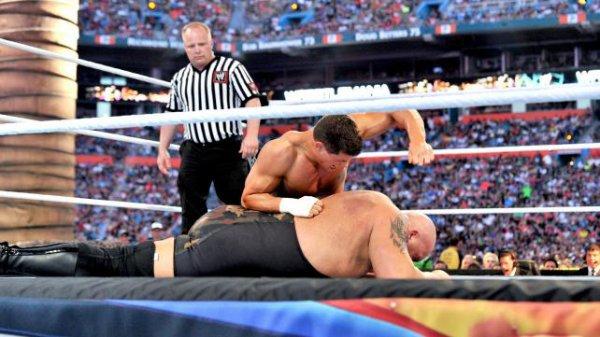 Big Show vs Cody Rhodes