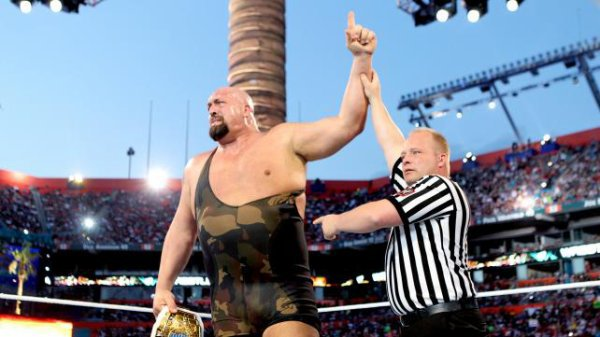 Big Show vs Cody Rhodes