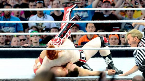 Sheamus vs Daniel Bryan --> un combat de 18 secondes !!!