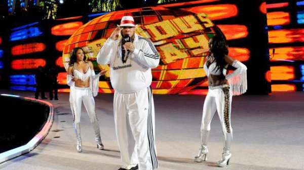 "Brodus Clay ""Call his Mama"""