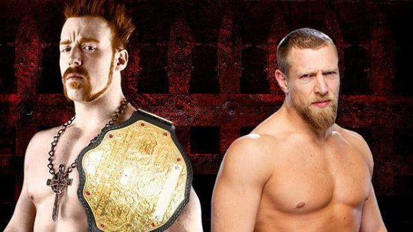 World Heavyweight Championship :  2 out of 3 Falls :  Sheamus (c) vs Daniel Bryan