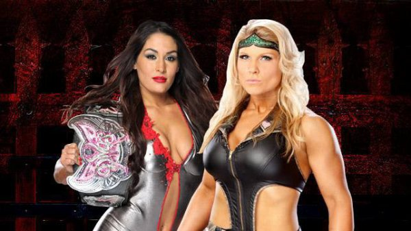 Divas Championship :  Match en simple :  Nikkie Bella vs Beth Phoenix