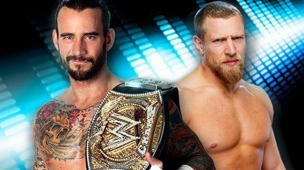 Wwe Championship : Match en simple : CM Punk (c) vs Daniel Bryan