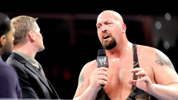 Big Show vs. Kane
