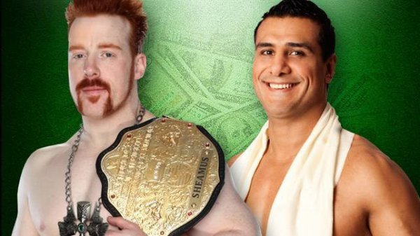 World Heavyweight Championship :  Match en simple :  Sheamus (c) vs Alberto Del Rio