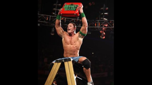 Money in the Bank Ladder Match for a WWE Championship