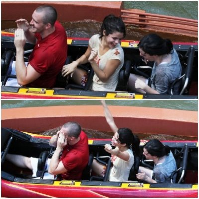selena gomez a visite the wizarding of harry potter  a orlondo universal le 29 juillet 2011