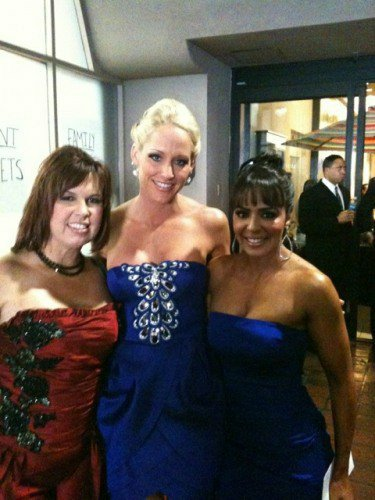Vickie , Michelle , Layla.