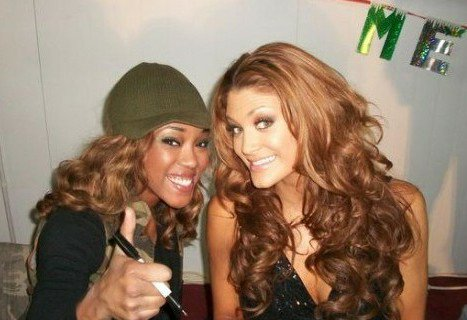 Eve Torres Et Alicia Fox .