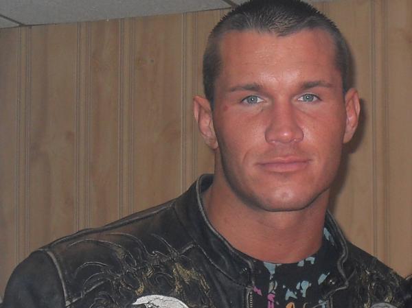 Randy Orton Tout Simplement .