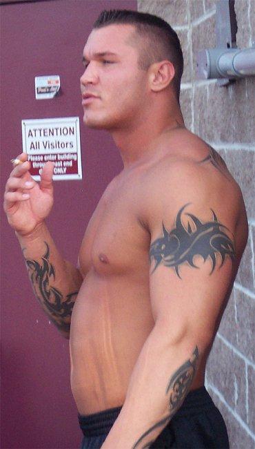 Randy Orton .