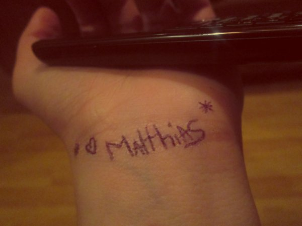 Adeline-Alias ..... Matthias