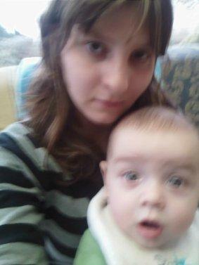 moi &  mon petit cousin