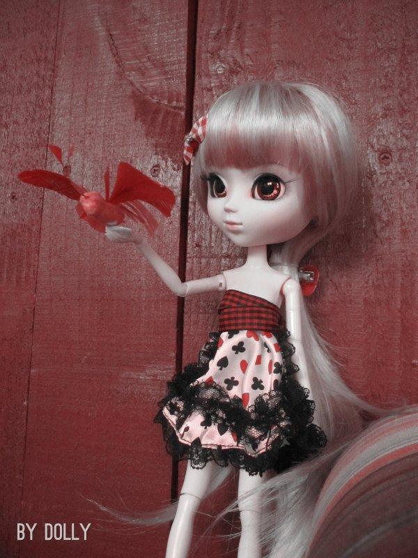 Ma Diablesse aux papillons x)