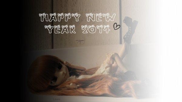 > ♥ HAPPY NEW YEAR 2014 ♥ <