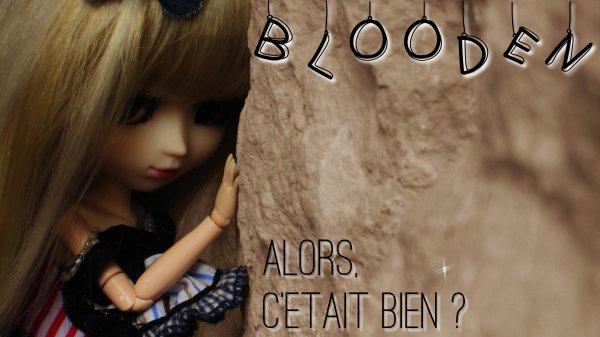 Le retour de Blooden sous l'objectif ! >__< ♥