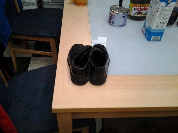 chaussure classique garcon taille 30