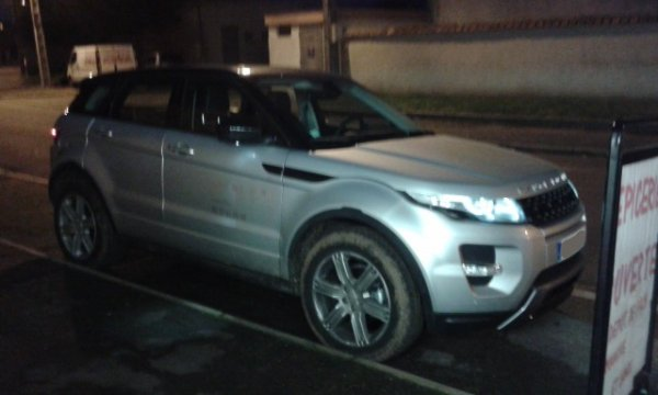 LAND ROVER Range Rover Évoque 5 portes, finition Dynamic ! !