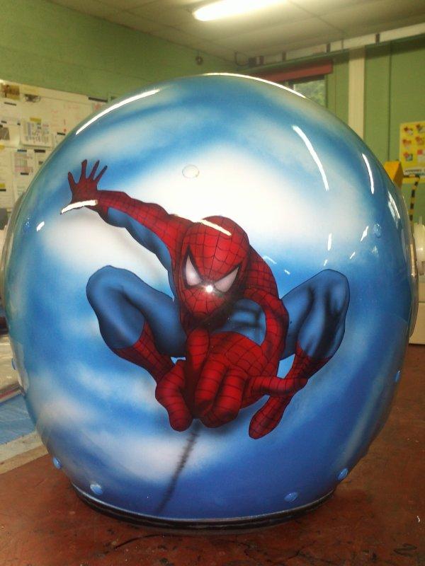 spider man sur gueneau +nom  ;)