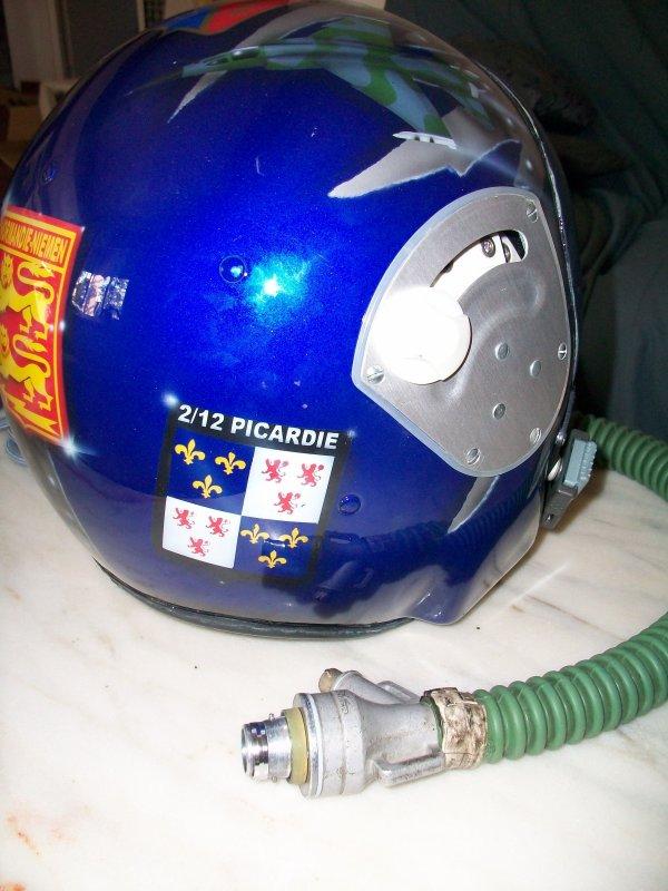 casque Gueneau pour une personnalité de l'AA
