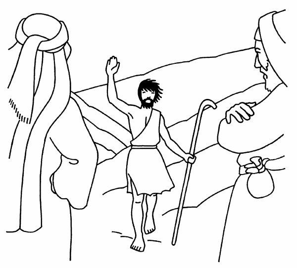 JEUDI 14 DÉCEMBRE 2017  Évangile: Matthieu (11, 11-15)
