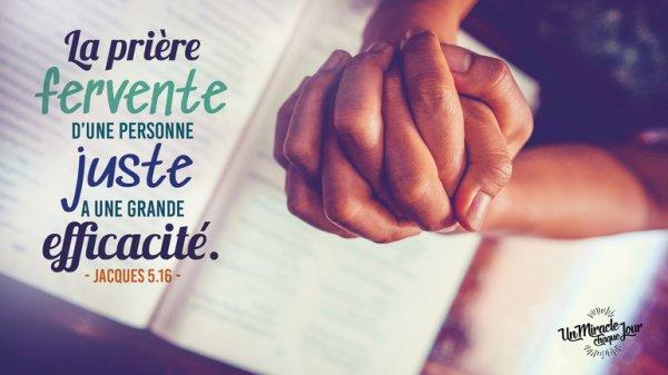 Dieu prend soin des vôtres !