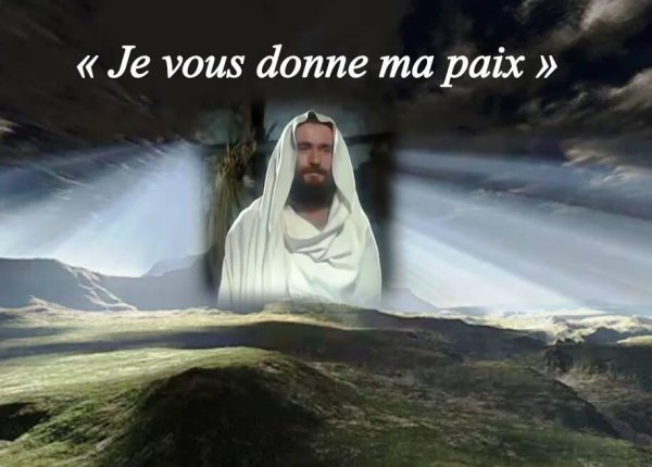 Mardi 21 mai 2019  « Je vous donne ma paix »