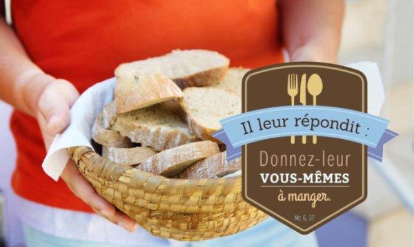 """DIMANCHE 23 JUIN 2019: """"Donnez-leur vous-mêmes à manger"""""""