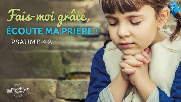 Vivez une nouvelle dimension de prière !
