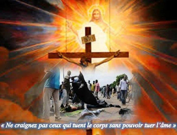Samedi 13 juillet 2019  Nous fêtons saint Henri  « Ne craignez pas ceux qui tuent le corps »