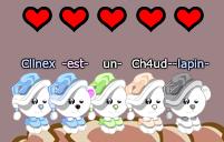 Clinex est un chaud lapin !