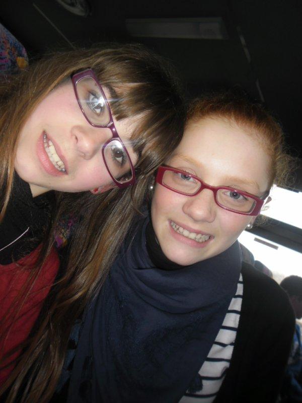 Jennifer & Adeline <3 !