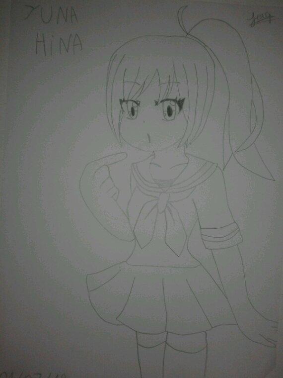 Yuna Hina