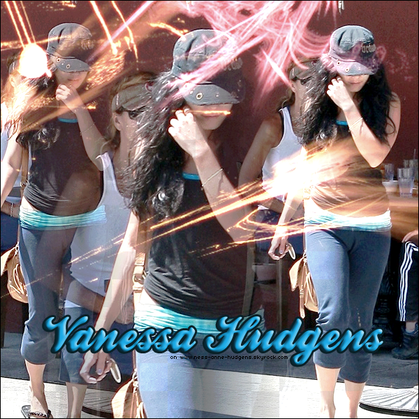 Ta source d'actualité sur Vanessa Anne Hudgens.