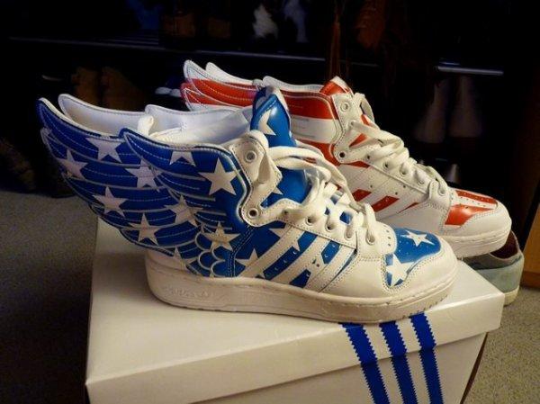 Qui ne voudrais pas de ces chaussures??!!??