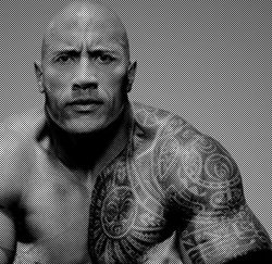 + The Rock +