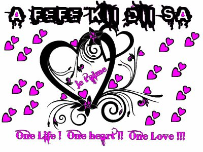Ou ja Save : One Life ! One heart !! One Love !!!