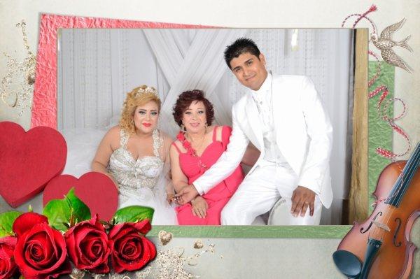 Mariage de José !