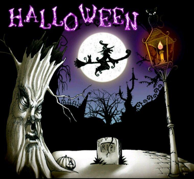 Dans 15 jour je mais des montage de halloween ?