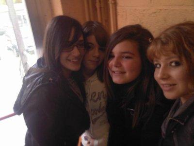 Firmin,Michel,Ginette,Georgette♥