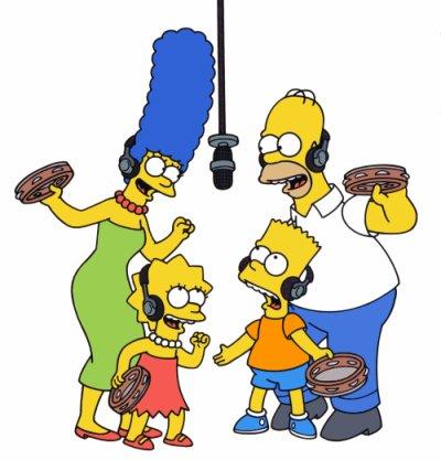 Chansons de Bart et Lisa