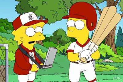 Saison 22 épisode 3 - Bart-Ball