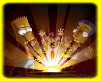 Saison 22 épisode 4 - Simpson Horror Show XXI