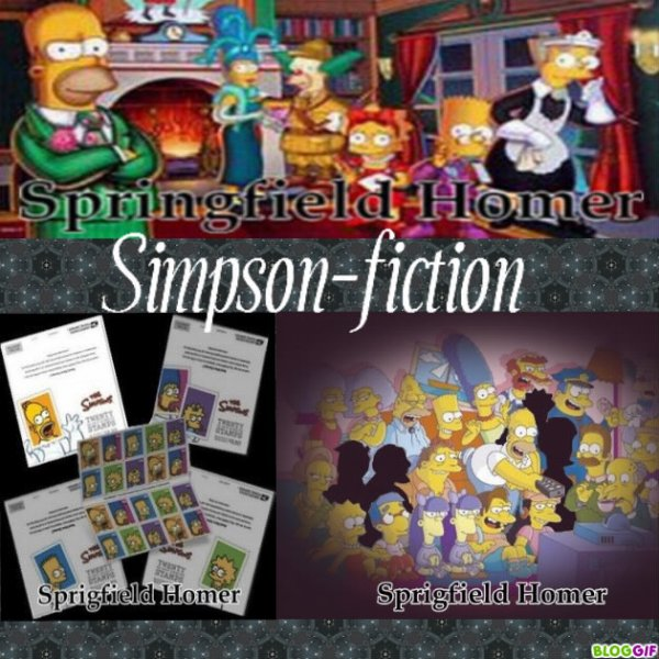 Pour Simpson-fiction