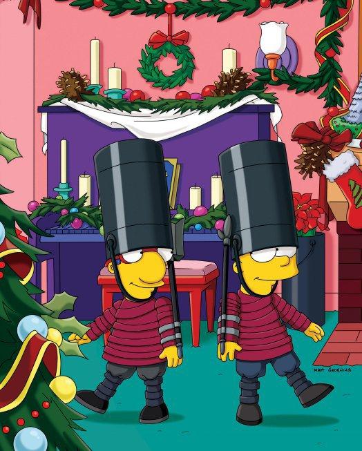 Saison 22 épisode 8 - La Bataille de Noël