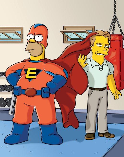 Saison 21 épisode 1 - Super Homer